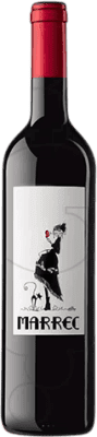 4,95 € Free Shipping | Red wine Oliveda Marrec Joven D.O. Empordà Catalonia Spain Grenache, Cabernet Sauvignon, Mazuelo, Carignan Bottle 75 cl