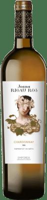 9,95 € Kostenloser Versand | Weißwein Oliveda Joana Rigau Ros Fermentado Barrica Crianza D.O. Empordà Katalonien Spanien Chardonnay Flasche 75 cl