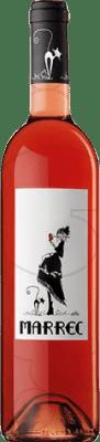 4,95 € Kostenloser Versand | Rosé-Wein Oliveda Marrec Joven D.O. Empordà Katalonien Spanien Grenache, Cabernet Sauvignon, Mazuelo, Carignan Flasche 75 cl
