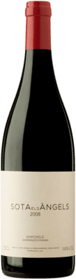 39,95 € Envío gratis | Vino tinto Sota els Àngels D.O. Empordà Cataluña España Merlot, Syrah, Cabernet Sauvignon, Mazuelo, Cariñena, Carmenère Botella 75 cl