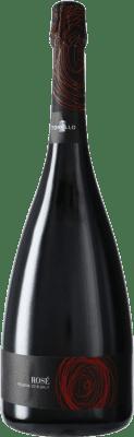 29,95 € Envoi gratuit | Rosé moussant Torelló Rosé Brut Joven D.O. Cava Catalogne Espagne Grenache, Monastrell Bouteille Magnum 1,5 L