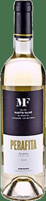 9,95 € Free Shipping | White wine Martín Faixó Perafita Joven D.O. Empordà Catalonia Spain Picapoll Bottle 75 cl