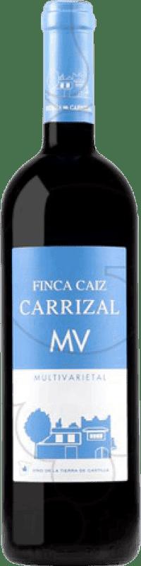 5,95 € Free Shipping   Red wine Dehesa del Carrizal Finca Caiz MV Crianza I.G.P. Vino de la Tierra de Castilla Castilla la Mancha y Madrid Spain Tempranillo, Merlot, Syrah, Cabernet Sauvignon, Petit Verdot Bottle 75 cl