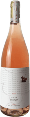 6,95 € Free Shipping | Rosé wine Tayaimgut Frsssc Joven Catalonia Spain Merlot Bottle 75 cl