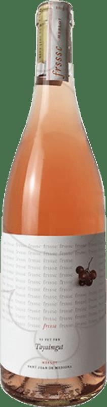 8,95 € Free Shipping   Rosé wine Tayaimgut Frsssc Joven Catalonia Spain Merlot Bottle 75 cl