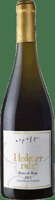 22,95 € Free Shipping | White wine Espelt Lledoner Roig Crianza D.O. Empordà Catalonia Spain Garnacha Roja Bottle 75 cl