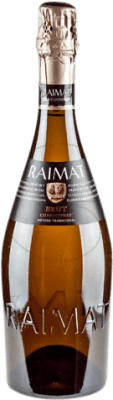 12,95 € Free Shipping | White sparkling Raimat Brut Reserva D.O. Costers del Segre Catalonia Spain Pinot Black, Chardonnay Bottle 75 cl