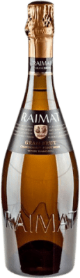 22,95 € Free Shipping   White sparkling Raimat Gran Brut Brut Gran Reserva D.O. Costers del Segre Catalonia Spain Pinot Black, Chardonnay Bottle 75 cl