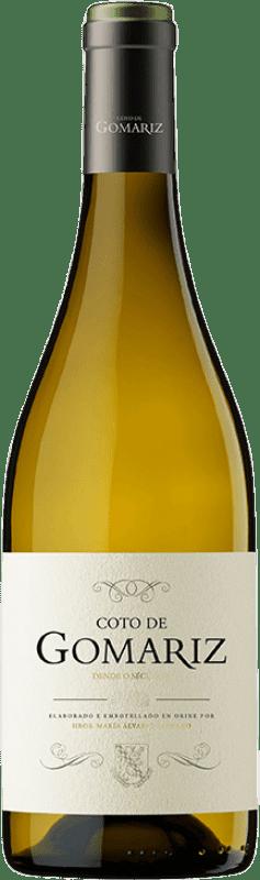 12,95 € Free Shipping   White wine Coto de Gomariz Dende o Século Crianza D.O. Ribeiro Galicia Spain Godello, Loureiro, Treixadura, Albariño Bottle 75 cl