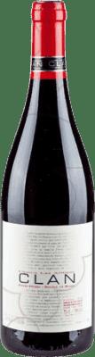 14,95 € Free Shipping | Red wine Estefanía Clan Crianza I.G.P. Vino de la Tierra de Castilla y León Castilla y León Spain Prieto Picudo Bottle 75 cl