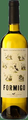 7,95 € Envoi gratuit   Vin blanc Formigo Joven D.O. Ribeiro Galice Espagne Torrontés, Godello, Loureiro, Palomino Fino, Treixadura, Albariño Bouteille 75 cl