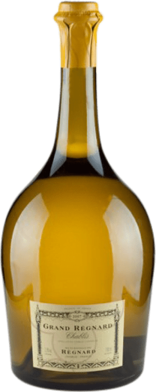 73,95 € Free Shipping | White wine Régnard Grand Cru Crianza A.O.C. Chablis Grand Cru France Chardonnay Magnum Bottle 1,5 L