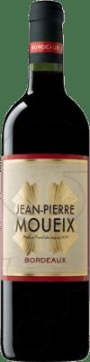 13,95 € Free Shipping | Red wine Jean-Pierre Moueix Crianza A.O.C. Bordeaux France Merlot, Cabernet Franc Bottle 75 cl