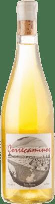 13,95 € Free Shipping | White wine Microbio Correcaminos Joven Castilla y León Spain Verdejo Bottle 75 cl