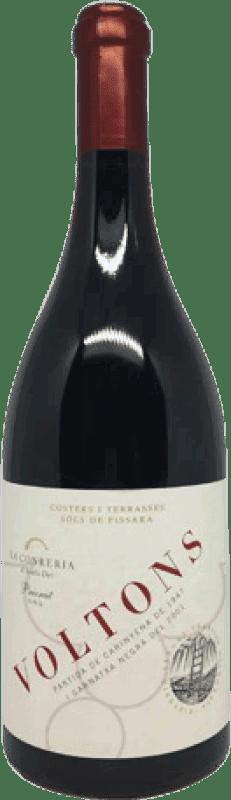 46,95 € Free Shipping | Red wine La Conreria de Scala Dei Voltons Crianza D.O.Ca. Priorat Catalonia Spain Grenache, Mazuelo, Carignan Bottle 75 cl