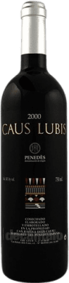 43,95 € Free Shipping | Red wine Can Ràfols Gran Caus Lubis 2004 D.O. Penedès Catalonia Spain Merlot Bottle 75 cl