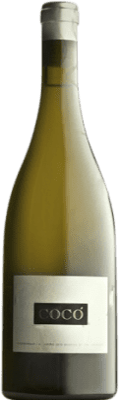 43,95 € Free Shipping | White wine Bouza Cocó Crianza Uruguay Chardonnay, Albariño Bottle 75 cl