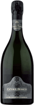 106,95 € Free Shipping | White sparkling Ca' del Bosco Cuvée Annamaria Clementi Brut Gran Reserva 2006 Otras D.O.C. Italia Italy Pinot Black, Chardonnay, Pinot White Bottle 75 cl