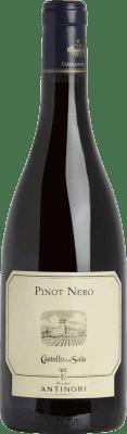 51,95 € Free Shipping | Red wine Castello della Sala Antinori Otras D.O.C. Italia Italy Pinot Black Bottle 75 cl