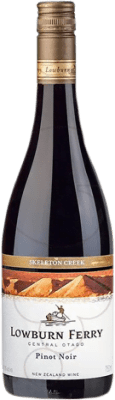 68,95 € Free Shipping | Red wine Lowburn Ferry Home Block New Zealand Pinot Black Bottle 75 cl