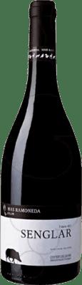 7,95 € Free Shipping | Red wine Mas Ramoneda Finca del Senglar Crianza D.O. Costers del Segre Catalonia Spain Merlot, Syrah Bottle 75 cl