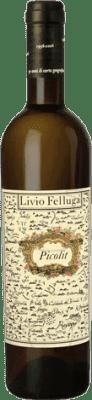 85,95 € Free Shipping | Fortified wine Livio Felluga Picolit Otras D.O.C. Italia Italy Friulano Half Bottle 50 cl
