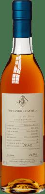 91,95 € Free Shipping | Brandy Fernando de Castilla Artesanal Amontillado Spain Half Bottle 50 cl