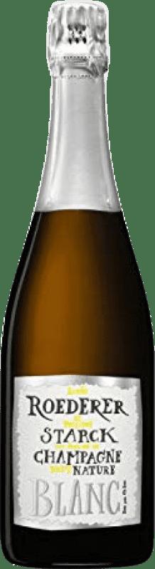 83,95 € Envoi gratuit | Blanc moussant Louis Roederer Starck Brut Nature Gran Reserva 2006 A.O.C. Champagne France Pinot Noir, Chardonnay Bouteille 75 cl