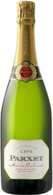 14,95 € Free Shipping | White sparkling Parxet Maria Cabané Brut Gran Reserva D.O. Cava Catalonia Spain Macabeo, Parellada, Pansa Blanca Bottle 75 cl | Thousands of wine lovers trust us to get the best price guarantee, free shipping always and hassle-free shopping and returns.
