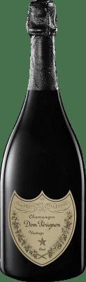 139,95 € 免费送货 | 白起泡酒 Moët & Chandon Dom Perignon 香槟 Gran Reserva 2009 A.O.C. Champagne 法国 Pinot Black, Chardonnay 瓶子 75 cl | 成千上万的葡萄酒爱好者信赖我们,保证最优惠的价格,免费送货,购买和退货,没有复杂性.