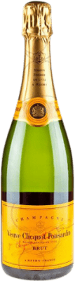 46,95 € Free Shipping   White sparkling Veuve Clicquot Arrow Edidion Brut Gran Reserva A.O.C. Champagne France Pinot Black, Chardonnay, Pinot Meunier Bottle 75 cl   Thousands of wine lovers trust us to get the best price guarantee, free shipping always and hassle-free shopping and returns.