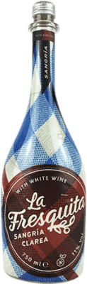 9,95 € Free Shipping | Sangaree Sort del Castell La Fresquita Clarea Spain Bottle 75 cl