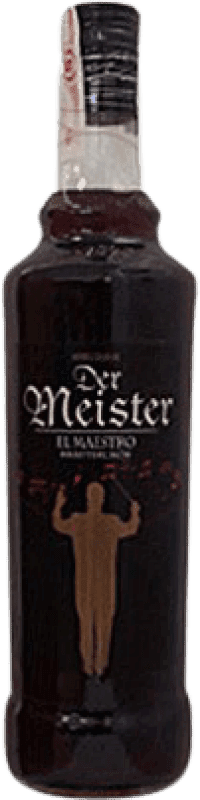 9,95 € Envío gratis | Digestivo Antonio Nadal Der Meister España Botella Misil 1 L