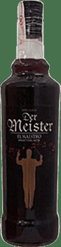 9,95 € Kostenloser Versand | Verdauungs Antonio Nadal Der Meister Spanien Rakete Flasche 1 L