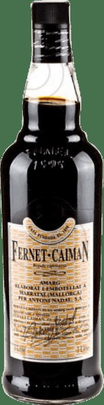 9,95 € Kostenloser Versand | Verdauungs Antonio Nadal Fernet Tunel Spanien Rakete Flasche 1 L