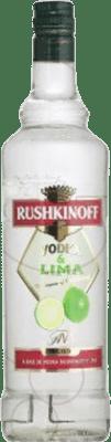 11,95 € Free Shipping   Spirits Antonio Nadal Rushkinoff Lima Spain Missile Bottle 1 L