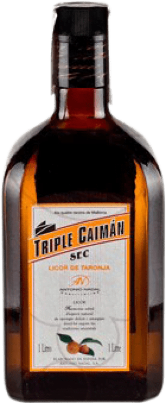 9,95 € Kostenloser Versand   Triple Sec Antonio Nadal Tunel Spanien Rakete Flasche 1 L