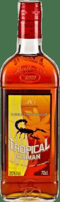 11,95 € Envoi gratuit | Liqueurs Antonio Nadal Tropical Caiman Scorpion Espagne Bouteille 70 cl