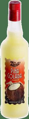 8,95 € Free Shipping   Spirits Antonio Nadal Tunel Piña Colada Spain Missile Bottle 1 L
