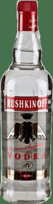 9,95 € Envoi gratuit | Vodka Antonio Nadal Rushkinoff Red Label Espagne Bouteille Missile 1 L