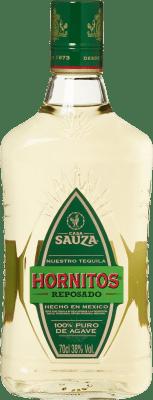 29,95 € Free Shipping | Tequila Suntory Hornitos Blanco Mexico Bottle 70 cl