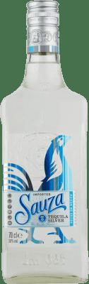 14,95 € Free Shipping | Tequila Suntory Sauza Blanco Mexico Bottle 70 cl