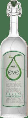 39,95 € Free Shipping   Grappa Poli Eve Kósher Italy Bottle 70 cl