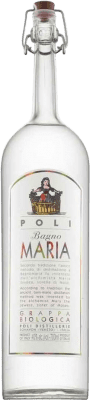 36,95 € Envoi gratuit | Grappa Poli Maria Organic Italie Bouteille 70 cl