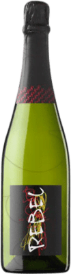 4,95 € Envoi gratuit | Blanc moussant 1968 Rebel Brut Joven Catalogne Espagne Macabeo, Xarel·lo, Parellada Bouteille 75 cl