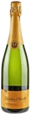4,95 € Free Shipping | White sparkling Caves Freixa Rigau Familia Oliveda Brut Joven D.O. Cava Catalonia Spain Macabeo, Xarel·lo, Parellada Bottle 75 cl | Thousands of wine lovers trust us to get the best price guarantee, free shipping always and hassle-free shopping and returns.