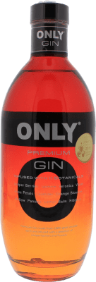 25,95 € Free Shipping | Gin Campeny Only Premium Gin Spain Bottle 70 cl
