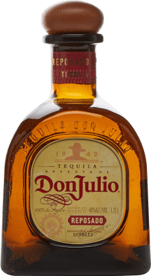 109,95 € Free Shipping | Tequila Diageo Don Julio Reposado Mexico Magnum Bottle 1,75 L