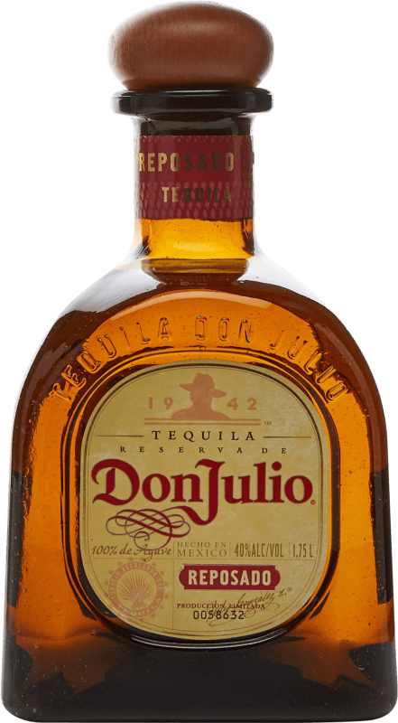 99,95 € Free Shipping   Tequila Don Julio Reposado Mexico Magnum Bottle 1,75 L