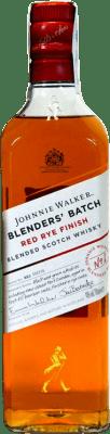 17,95 € Free Shipping | Whisky Blended Johnnie Walker Red Rye Finish Reserva United Kingdom Bottle 70 cl